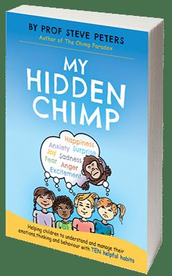 My Hidden Chimp Book Cover