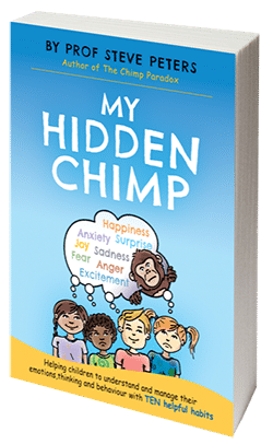 My Hidden Chimp Book Cover