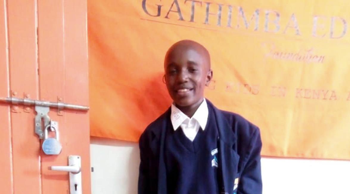 Gathimba Edwards sponsorship