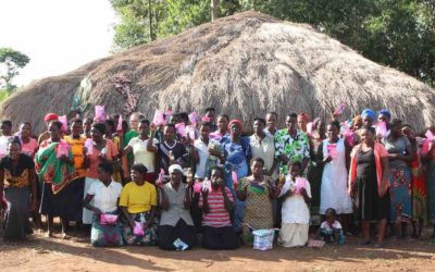 Sanitary Towel Project in Uganda