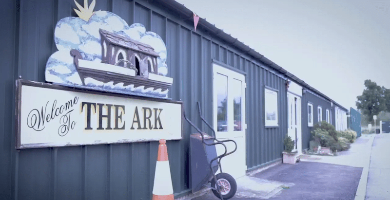 £12,000 donation to Ashbourne Animal Welfare