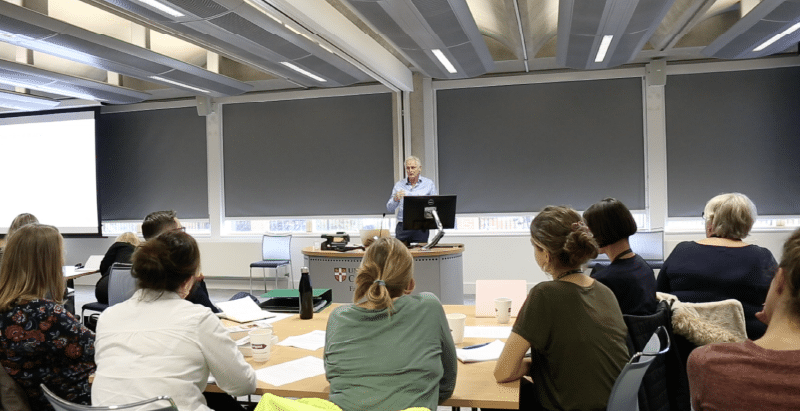 Professor Peters Develops Programme to Improve Wellbeing and Reduce Burnout