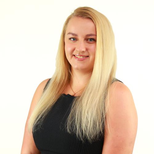 Jodie Mcdonald Client Services Co-Ordinator