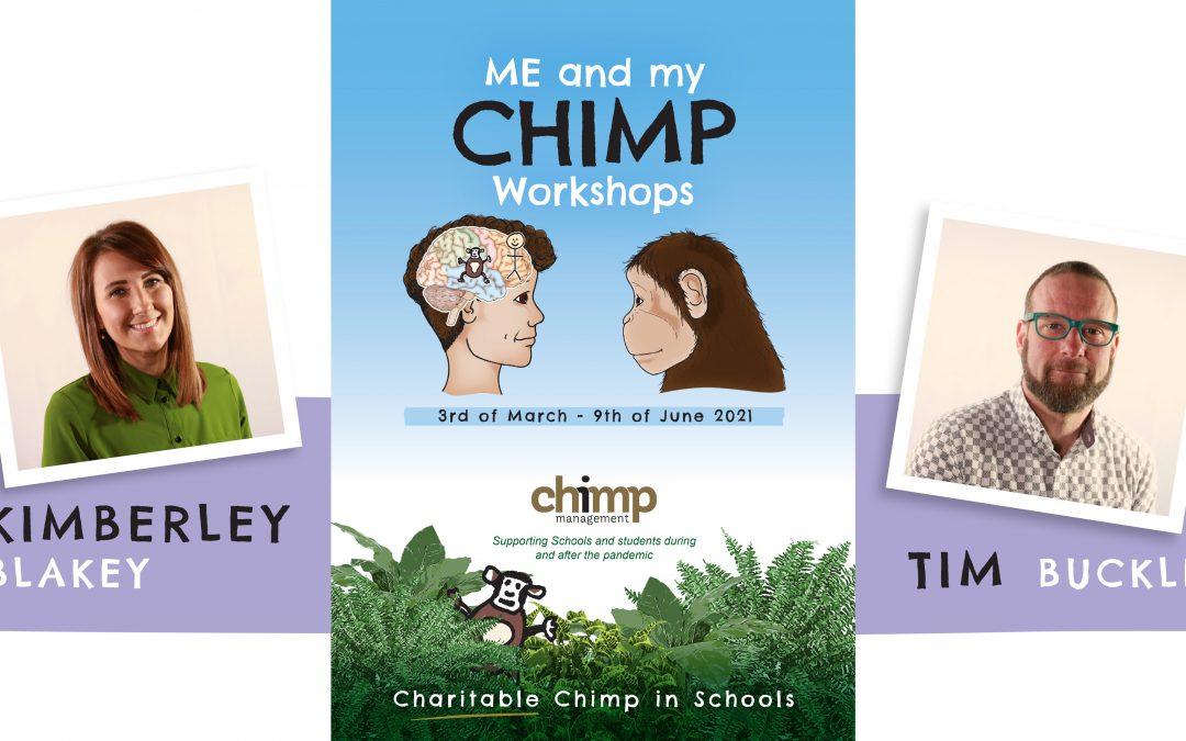 Charitable Chimp in Schools