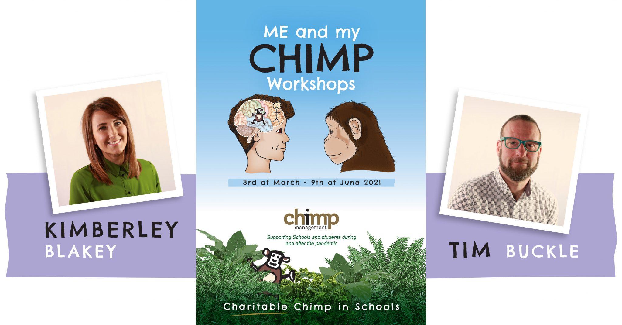 Charitable Chimps in School